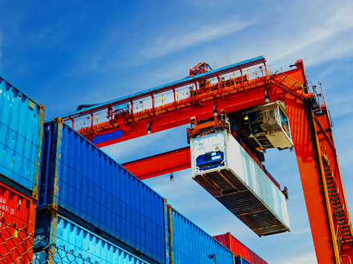 Integrated solutions and technologies to monitor and track assets and goods: from transportation and logistics to supply chain management, shipping containers and roll off disposal bins