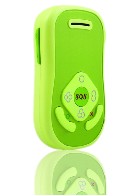 powerful GSM phone and GPS tracker designed to monitor seniors, children and lone workers