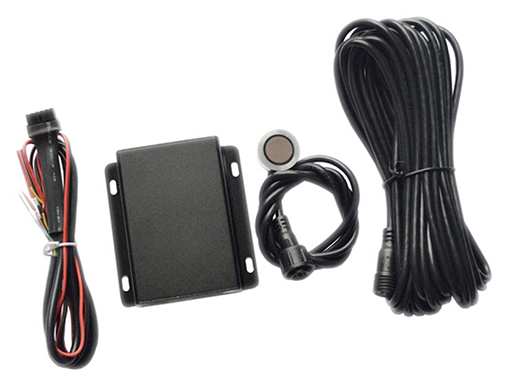 car tracker and ultrasonic fuel sensor