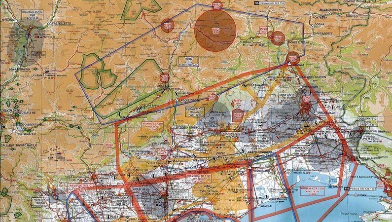 Avioportolano chart integration