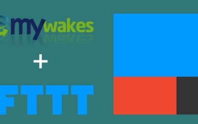 MyWakes now fully supports IFTTT