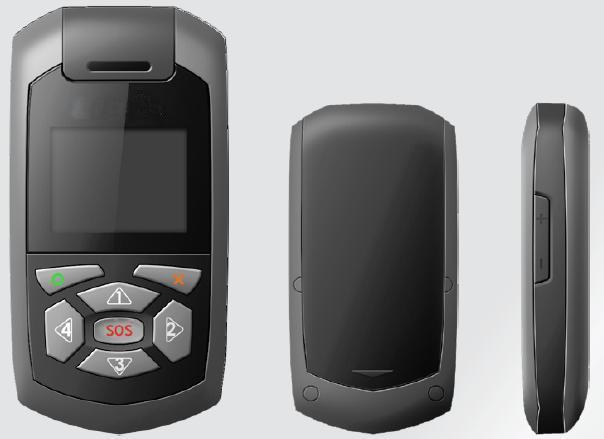 il chipset GPRS/GSM quad band che supporta 850/900/1800/1900 MHz consente al tracker GPS di inviare la propria posizione in tempo reale alla piattaforma