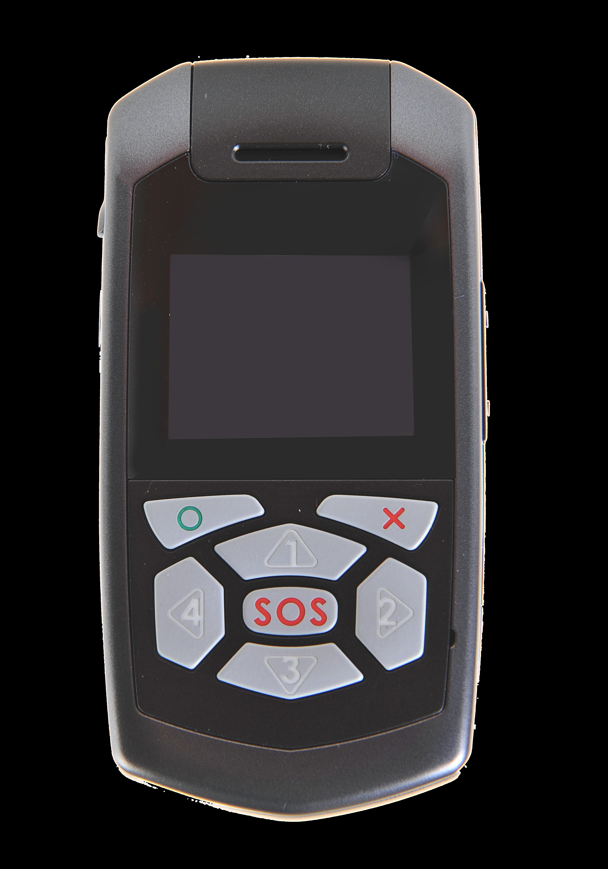 potente telefono GSM e localizzatore tracker GPS pensato appositamente per anziani, bambini e lavoratori isolati