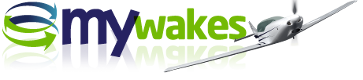mywakes for flight logo scuole di volo